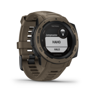 Garmin Instinct Tactical | Coyote Tan - Carolina Sportsman Outfitters