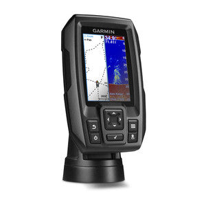 Garmin Striker 4 w/ Dual-beam Transducer - Carolina Sportsman Outfitters