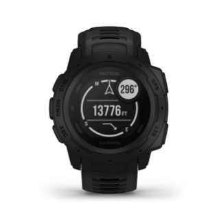 Garmin Instinct Tactical | Black - Carolina Sportsman Outfitters