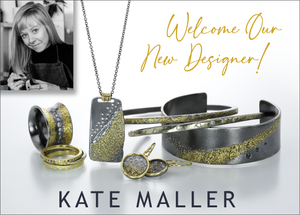 New Designer: Introducing Kate Maller!