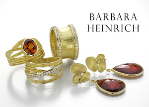 Barbara Heinrich | Designer Jewelry | Quadrum Gallery A unique collection of designer jewelry, located outside of Boston, MA, voted Best of Boston fine jewelry, featuring unique designer rings, and one of a kind earrings.