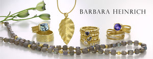 Barbara Heinrich Designer Jewelry: Rings, Necklaces and more at Quadrumgallery.com