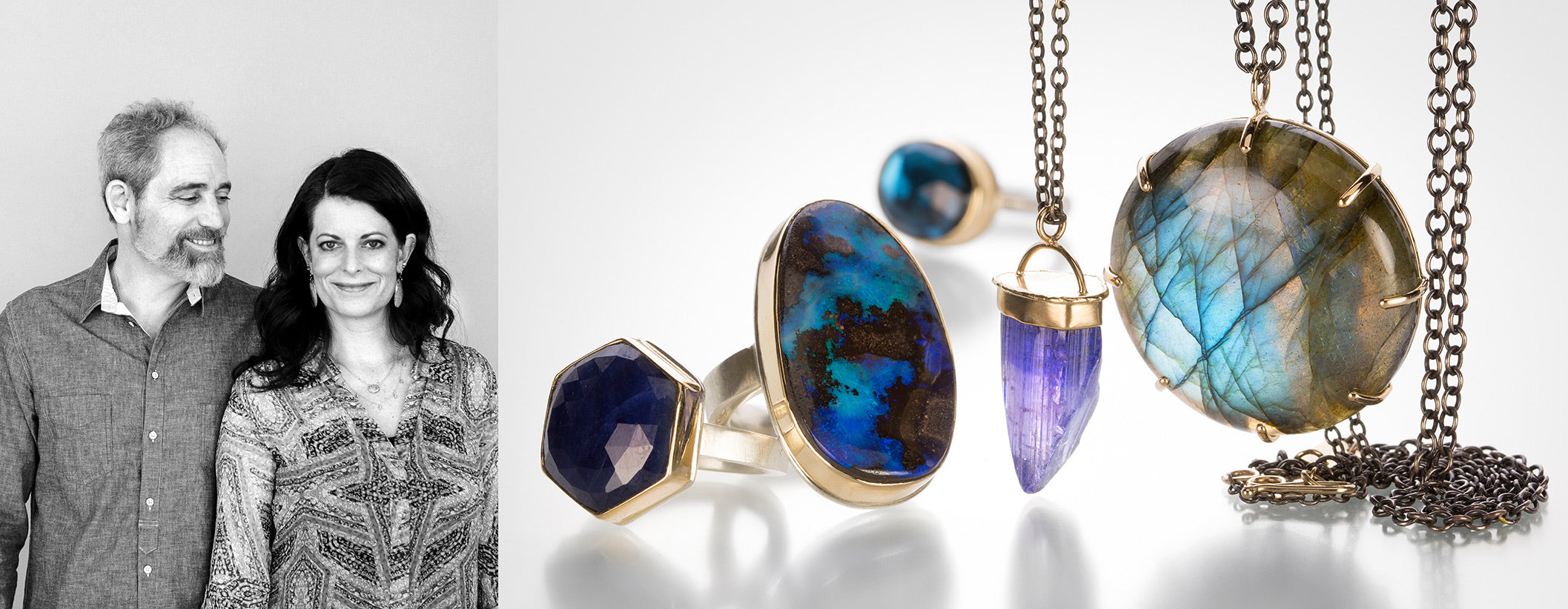 Jamie Joseph Jewelry | Designer jewelry | Shop Jamie Joseph jewelry at Quadrum, located in the Greater Boston Area, featuring an extensive collection of handcrafted gemstone earrings, semi-precious stone necklaces, gemstone lockets and one of a kind gemstone rings.