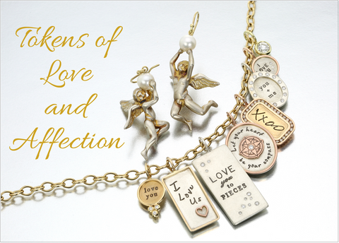 Tokens of love and affection for Valentines day gifts by Heather Moore, Gabriella Kiss, Paul Morelli, Margaret Solow, Jamie Joseph, Anne Sportun,