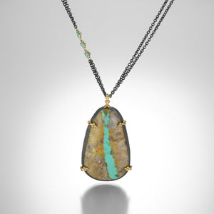 Amali Turquoise Necklace | Quadrum Gallery