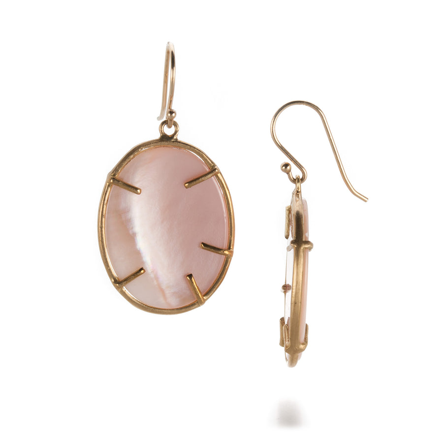 Annette Ferdinandsen Silver Dollar Earrings | Quadrum Gallery