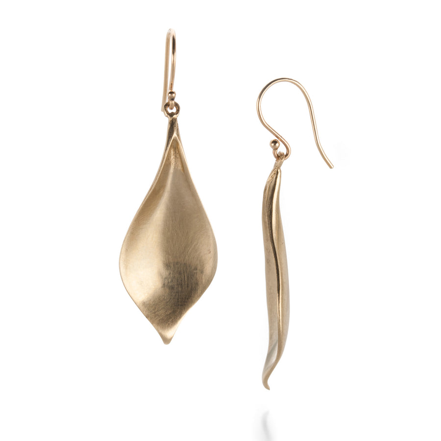 Annette Ferdinandsen Medium Crocus Petal Earrings | Quadrum Gallery