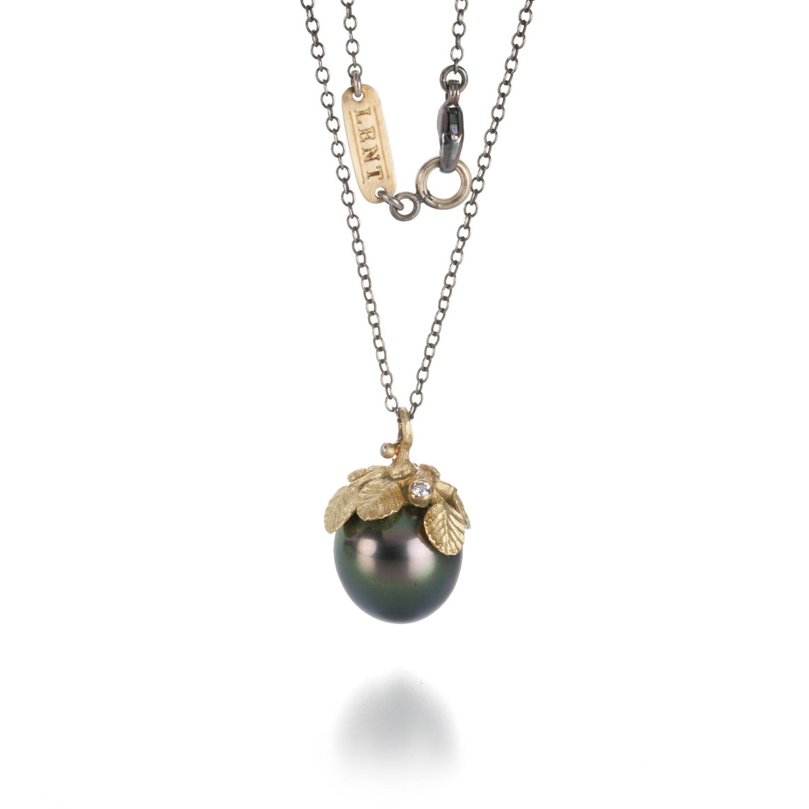 Anthony Lent Pearl Branch Pendant | Quadrum Gallery
