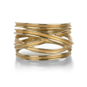 Barbara Heinrich 5 Wrap Ring | Quadrum Gallery
