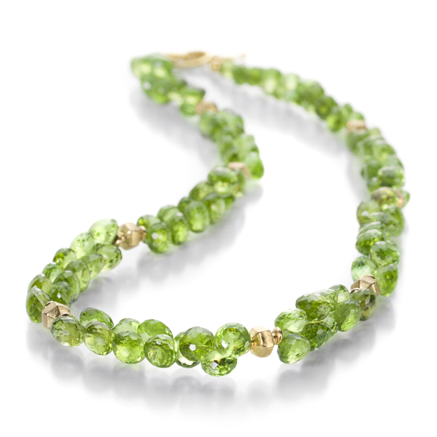 Barbara Heinrich Peridot Necklace | Quadrum Gallery