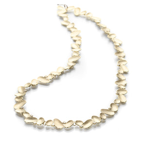 Barbara Heinrich Shell Necklace with Diamonds | Quadrum Gallery