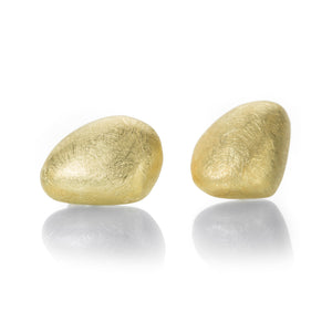 Barbara Heinrich Large Pebble Earrings | Quadrum Gallery