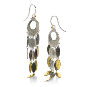 Gurhan Cascading Willow Flake Earring | Quadrum Gallery