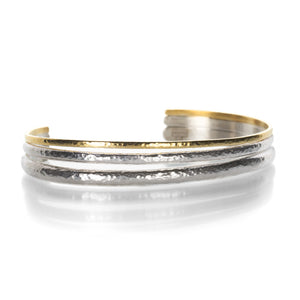 Gurhan Mixed Metal Cuff | Quadrum Gallery