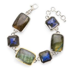 Gurhan One of a Kind Labradorite Bracelet | Quadrum Gallery
