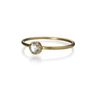 Gabriella Kiss Round Rose Cut Diamond Ring | Quadrum Gallery