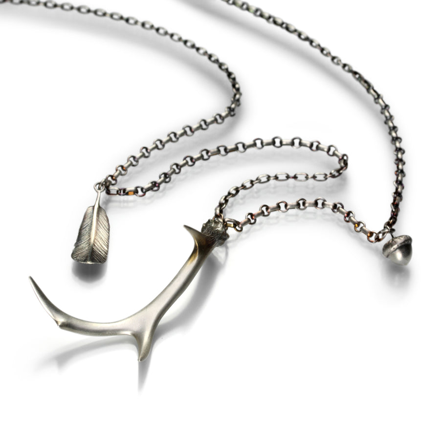 Gabriella Kiss Walk in the Woods Necklace | Quadrum Gallery