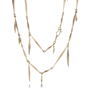 Gabriella Kiss Pine Needle Necklace | Quadrum Gallery