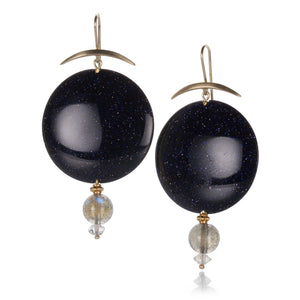 Gabriella Kiss Night Sky Earrings | Quadrum Gallery