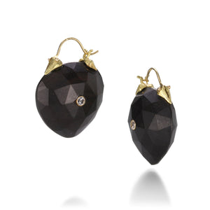 Gabrielle Sanchez Ebony Earrings | Quadrum Gallery