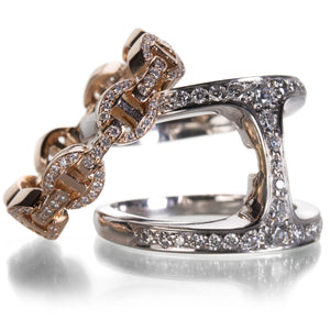 Hoorsenbuhs Antiquated Phantom Clique Ring | Quadrum Gallery
