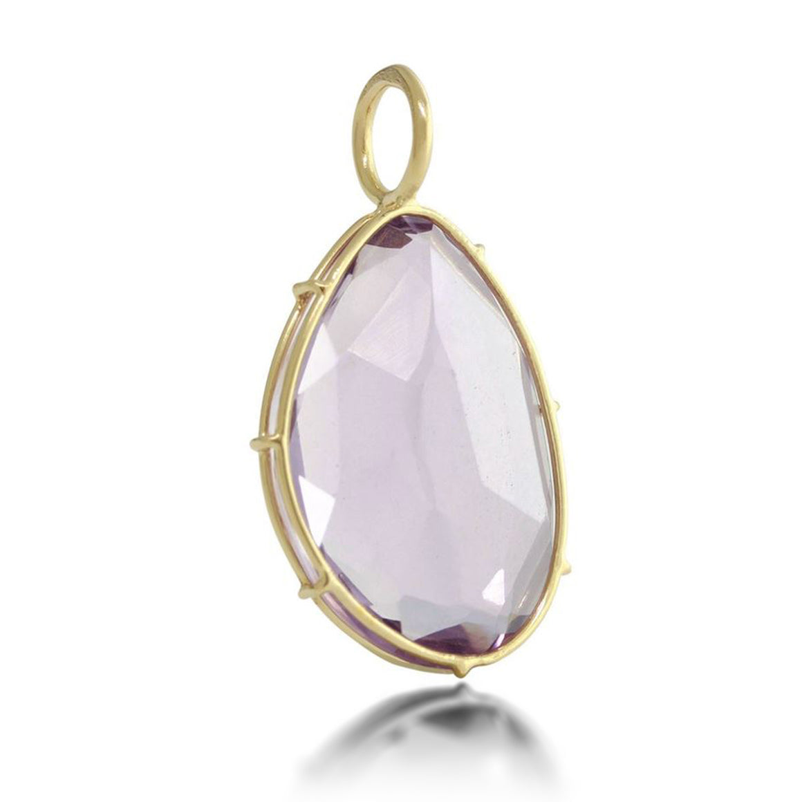 Heather Moore Purple Amethyst Harriet Charm | Quadrum Gallery