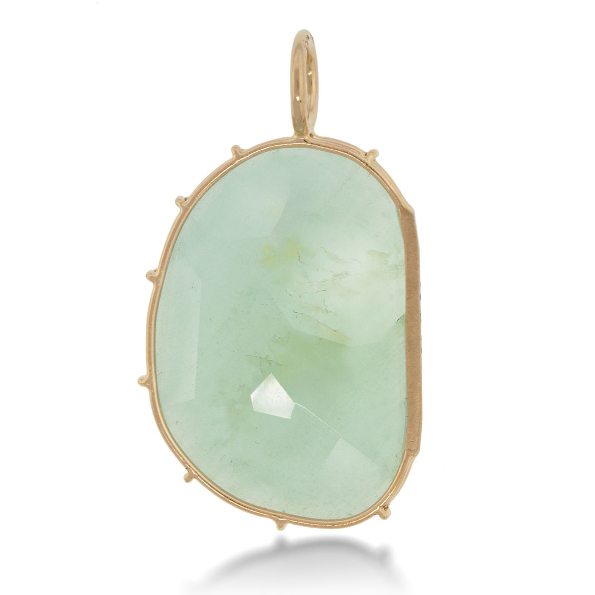 Heather Moore Aquamarine Harriet Stone Charm | Quadrum Gallery