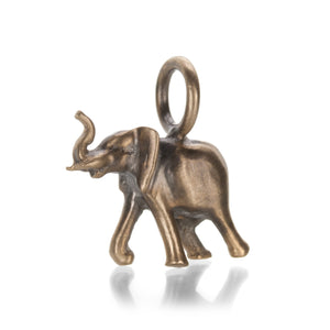 Heather Moore African Elephant Charm | Quadrum Gallery