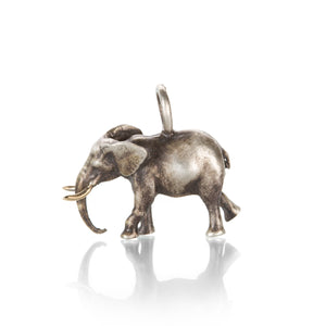 Heather Moore Large Sanctuary Elephant Pendant | Quadrum Gallery