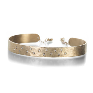 Julez Bryant Simi Cuff with Diamonds | Quadrum Gallery