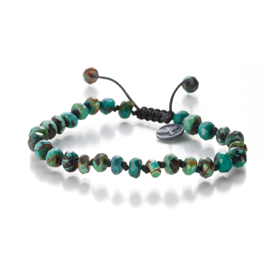 Joseph Brooks 7mm Arizona Turquoise Bracelet | Quadrum Gallery