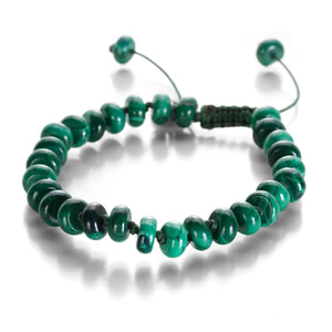 Joseph Brooks Congo Malachite Bracelet | Quadrum Gallery