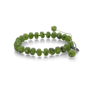 Joseph Brooks British Columbian Jade Bracelet | Quadrum Gallery