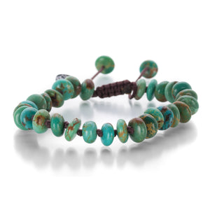 Joseph Brooks 9mm Arizona Turquoise Bracelet | Quadrum Gallery