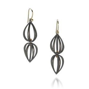 Double Apartment Drop Earrings