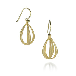 John Iversen Apartment Drop Earrings | Quadrum Gallery