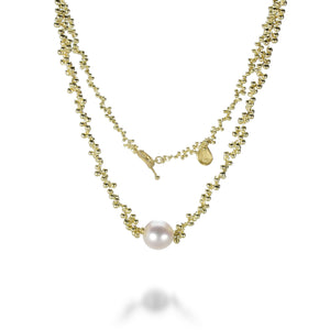John Iversen Seed Necklace with Pearl | Quadrum Gallery