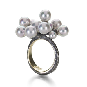 John Iversen Jacks Rings | Quadrum Gallery