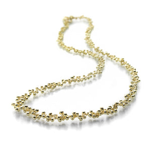 John Iversen 18k Seed Necklace | Quadrum Gallery