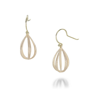 John Iversen Sterling Silver Apartment Drop Earrings | Quadrum Gallery