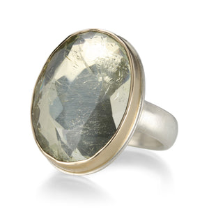 Jamie Joseph Pale Yellow Beryl Ring | Quadrum Gallery