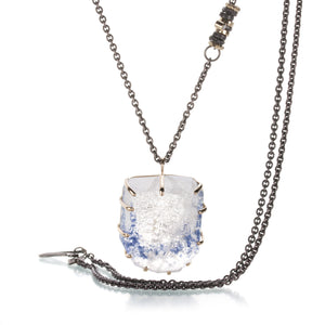 Jamie Joseph Dumortierite Quartz Necklace | Quadrum Gallery