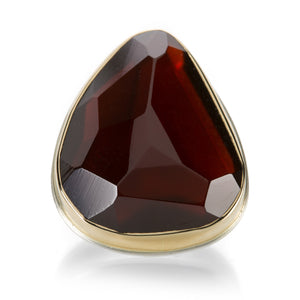 Jamie Joseph Hessonite Garnet Ring | Quadrum Gallery
