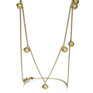 Paul Morelli Jingle Bell Necklace | Quadrum Gallery