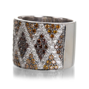 Sethi Couture Argyle Ring | Quadrum Gallery