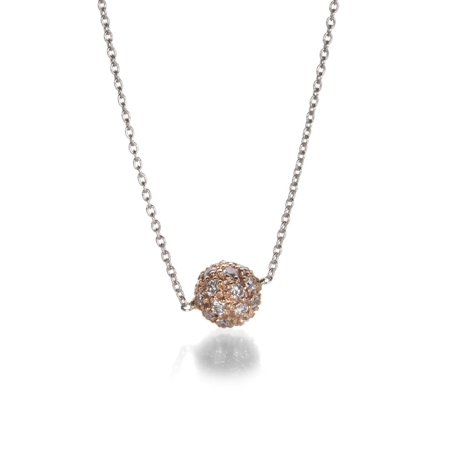 Sethi Couture Diamond Ball Necklace | Quadrum Gallery