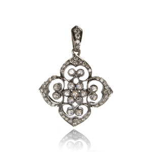 Sethi Couture Rose Cut Mosaic Pendant | Quadrum Gallery