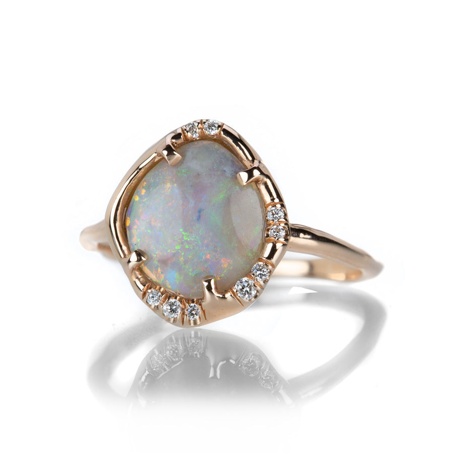 Aphenos Opal Ring