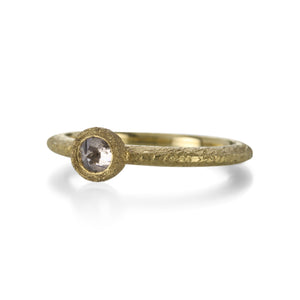Todd Pownell Inverted Brown Diamond Ring | Quadrum Gallery