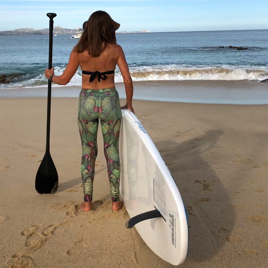 Leggings For The Stand Up Paddle Boarder